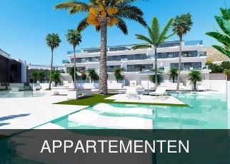 Appartementen te koop in Altea bij Altea Moraira Villas Makelaar in Altea