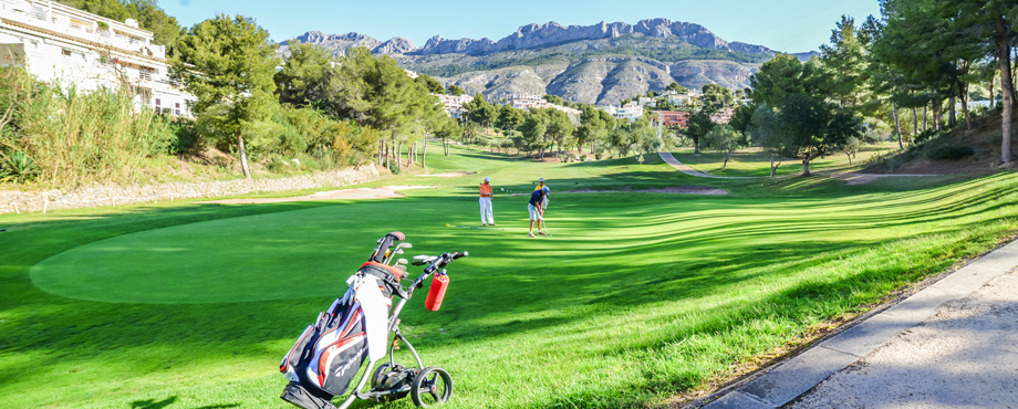 Estate Agents Altea Golf Club Courses
