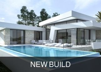 New build for sale in Altea by Altea Moraira Villas Real Estate Agents in Altea
