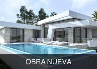 New build for sale in Altea by Altea Moraira Villas Real Estate Agents in Altea