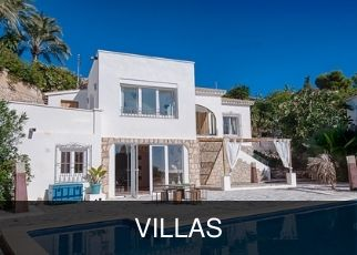 Villas for sale in Altea by Altea Moraira Villas Real Estate Agents in Altea