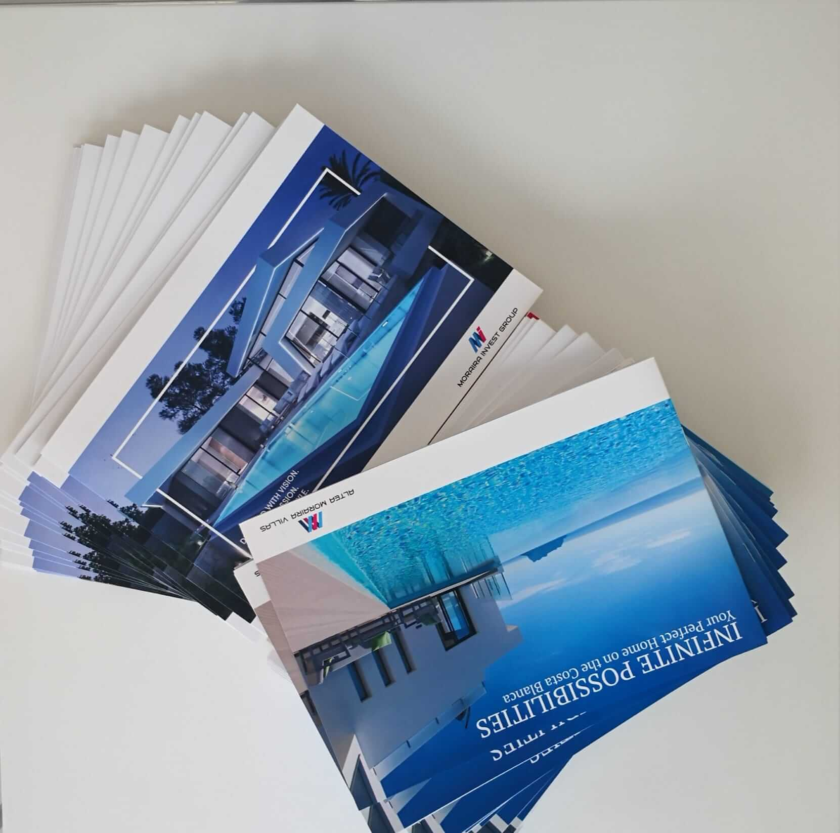 Digitale Brochure foto altea moraira villas makelaars in altea